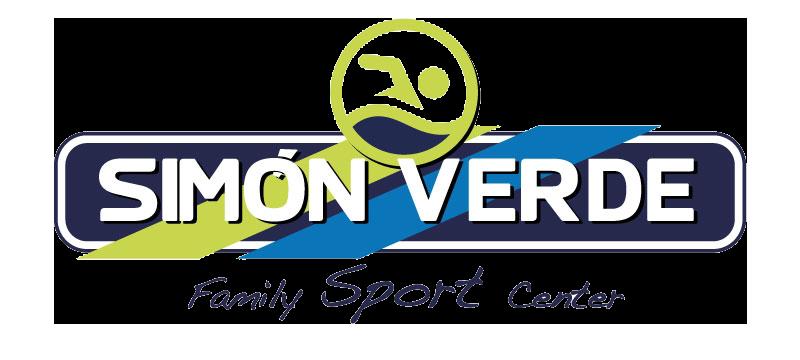 Logo Simon Verde Sport Gym Virtual