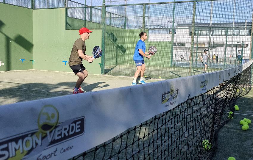 Escuela de Padel y Tenis